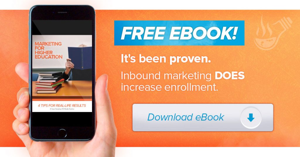 Case Study for Increasing Enrollment CTA